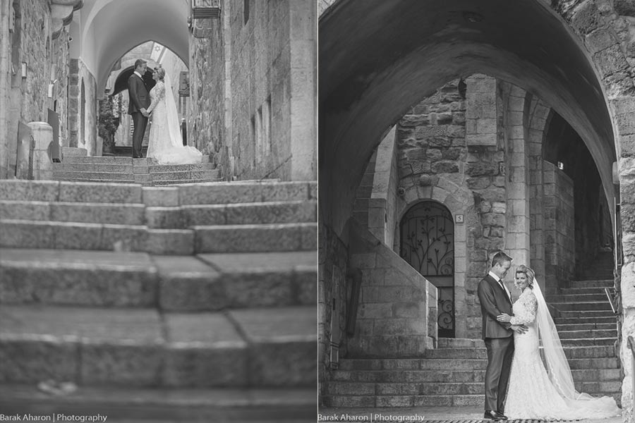 McCall and Tom Destination Wedding in Israel Photo Album
