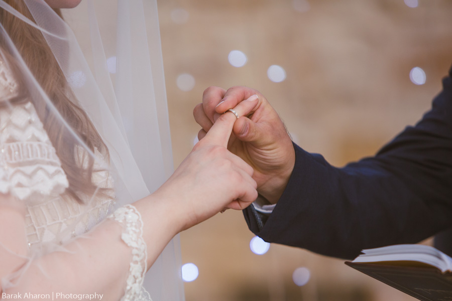 Aharon and Nechama Jerusalem Wedding Photos