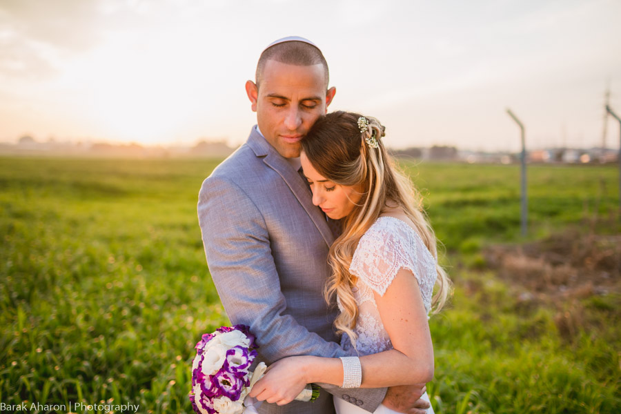 Kobi and Hagar Wedding Photos in Israel