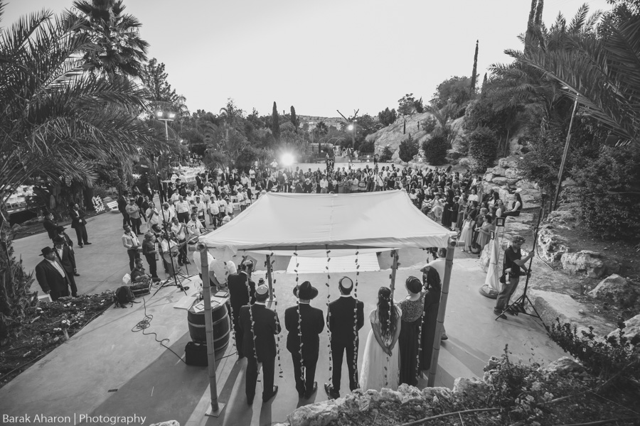 Ruth and Yaakov Wedding Photos in Jerusalem